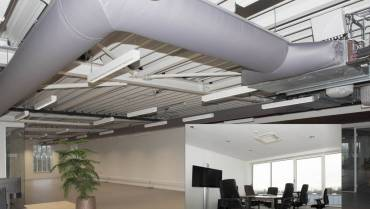 Solutions for clean air in closed spaces